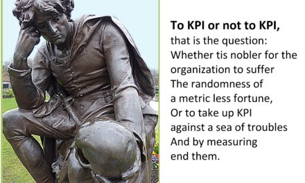 What are you Key Performance Indicators?